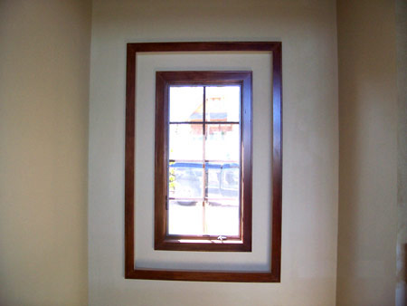 Framed Window